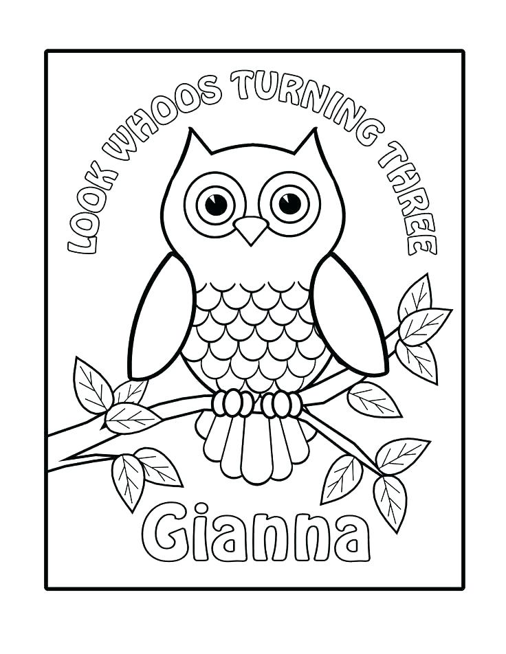 736x952 Printable Owl Coloring Pages Printable Owl Coloring Pages Top