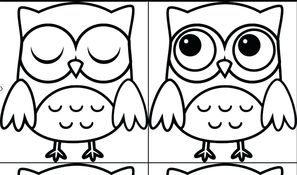 1024x604 Printable Owl Coloring Pages Seasonal Coloring Pages Printable