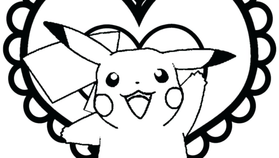 960x544 Cute Pikachu Coloring Pages Home Improvement Catalog Free Shipping