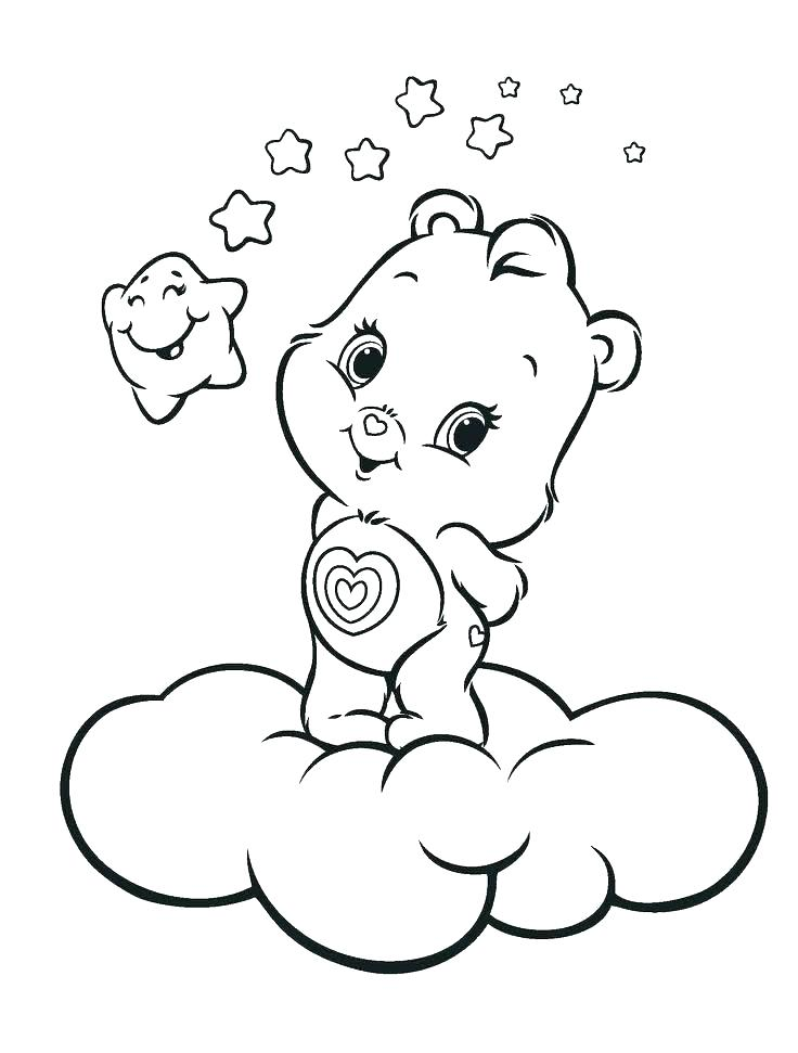 736x971 Page Baby Coloring Bears Bear Coloring Pages Baby Care Coloring