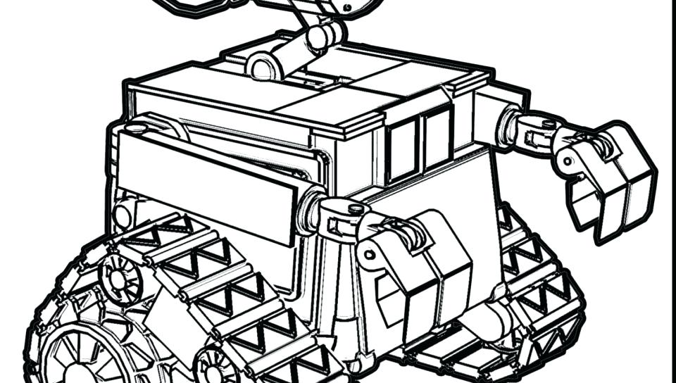 960x544 Robot Coloring Pages Robot Coloring Pages Robot Coloring Pages