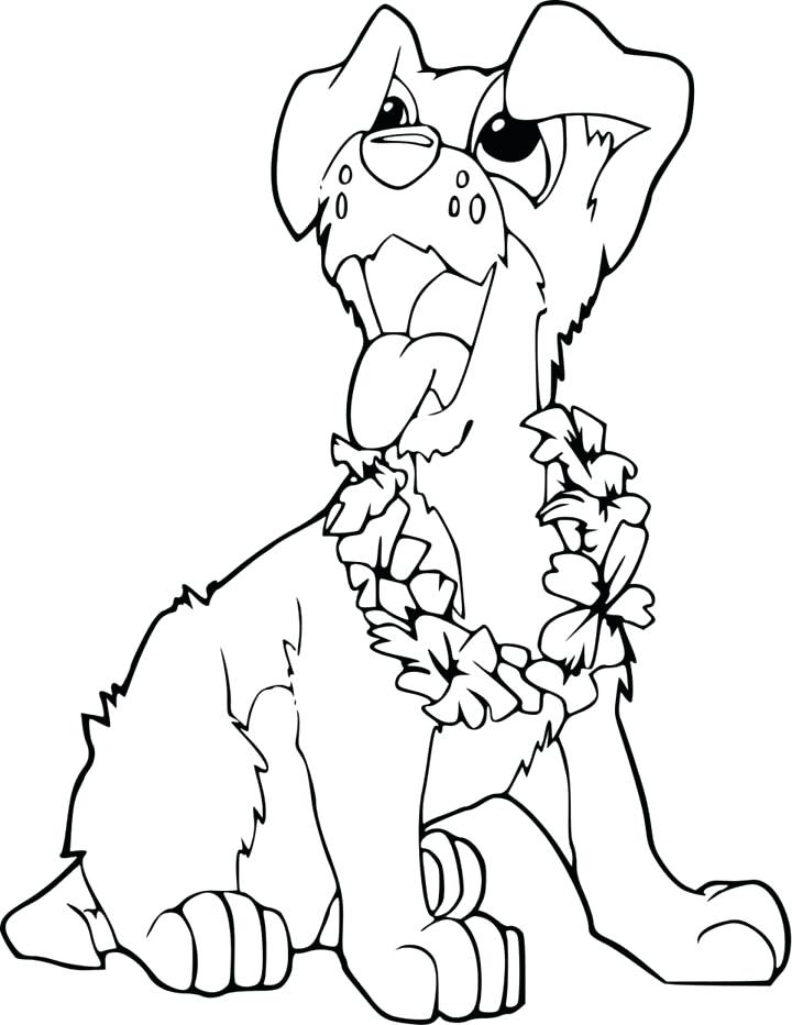 720x932 Hawaiian Coloring Pages Cute Puppy Coloring Pages Coloring Pages