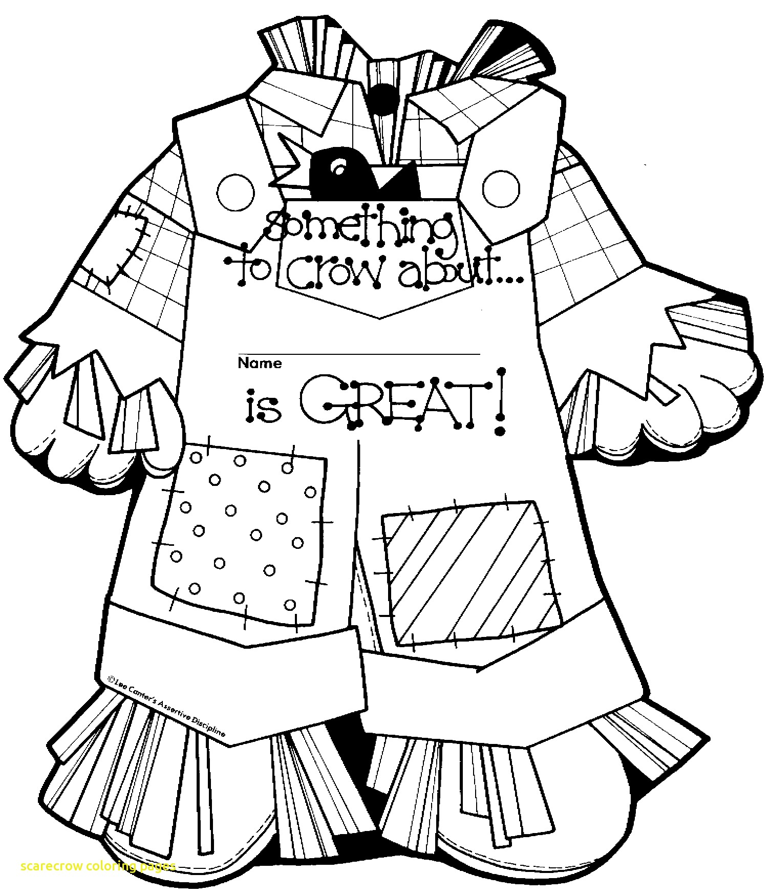 1504x1748 Best Of Cute Scarecrow Coloring Pages