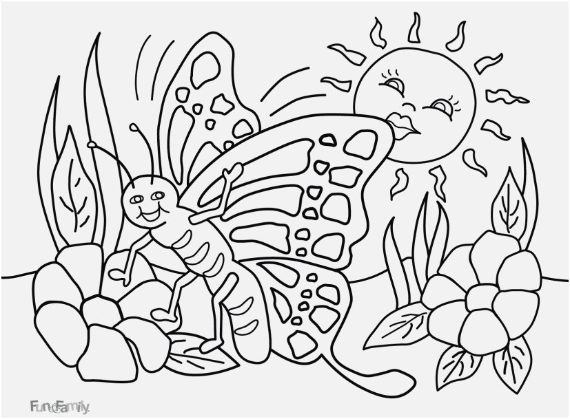 827x609 The Ideal Concept Springtime Coloring Pages Information