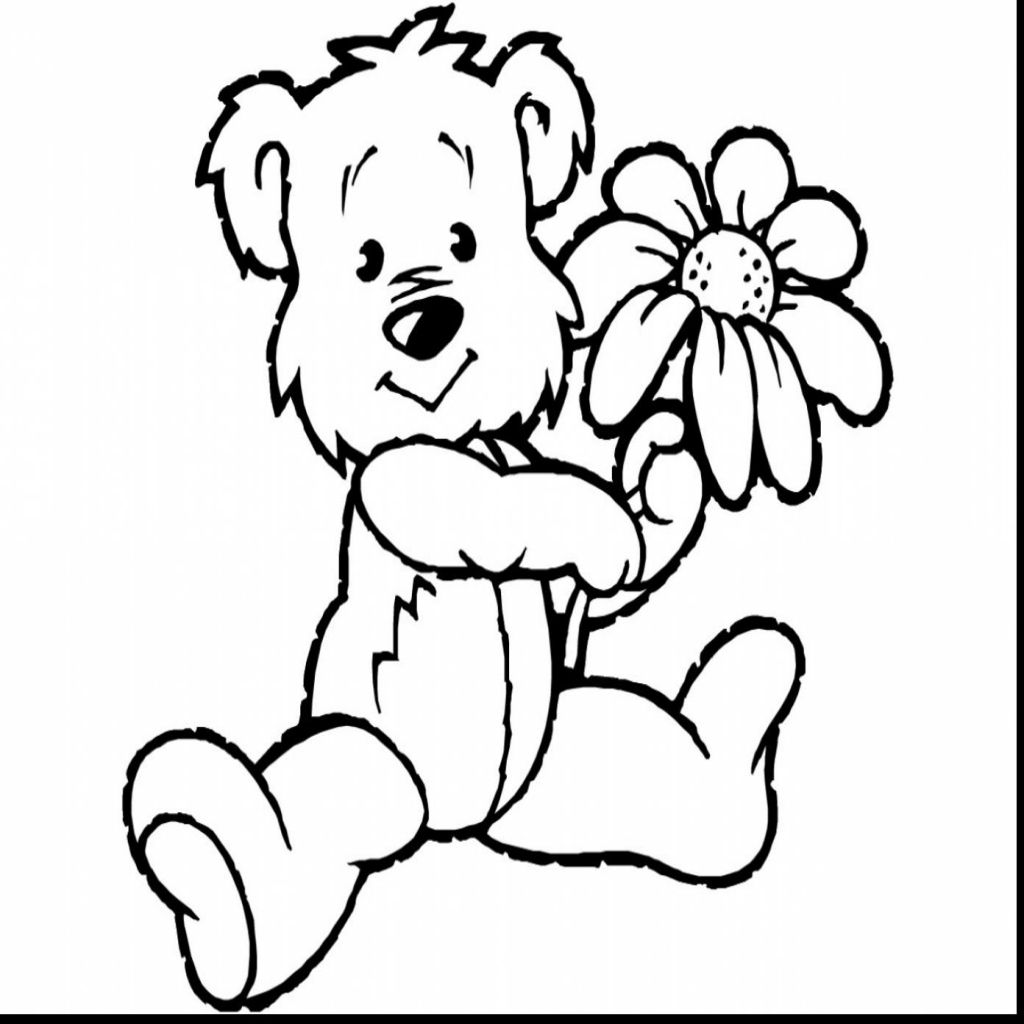 1024x1024 Astounding Spring Coloring Pages With Cute Coloring Pages Intended
