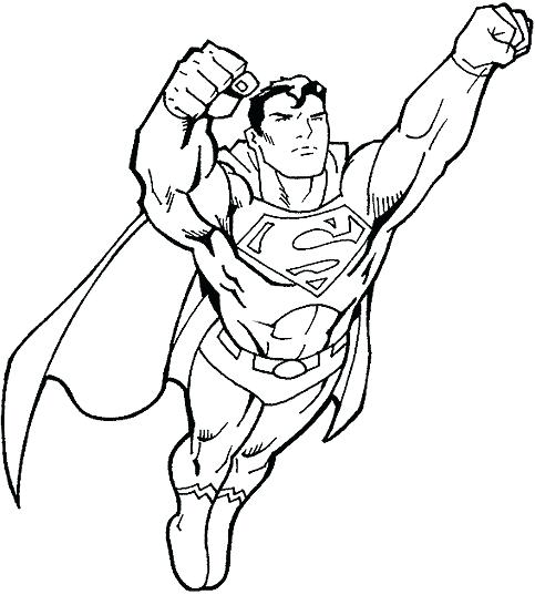 483x537 Super Hero Coloring Books Together With Superhero Coloring Pages