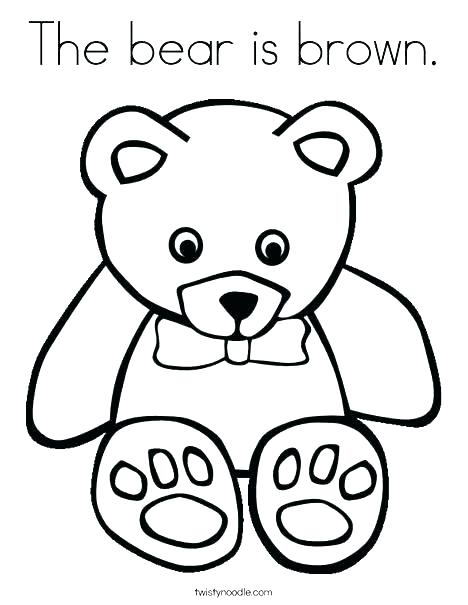 468x605 Cute Teddy Bear Coloring Pages Teddy Bear Coloring Pages Top Teddy