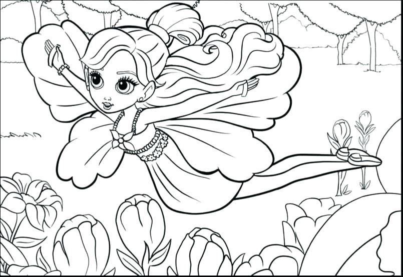 805x554 Printable Coloring Pages For Teens Little Girl Printable Coloring