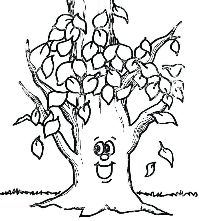 697x773 Fall Coloring Page Fall Ng Pages Fall Ng Pages On Autumn Pictures