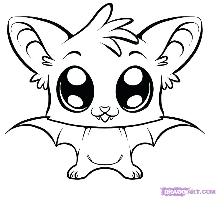 736x672 Coloring Pages Of Cute Things Cute Things To Color Things To Color