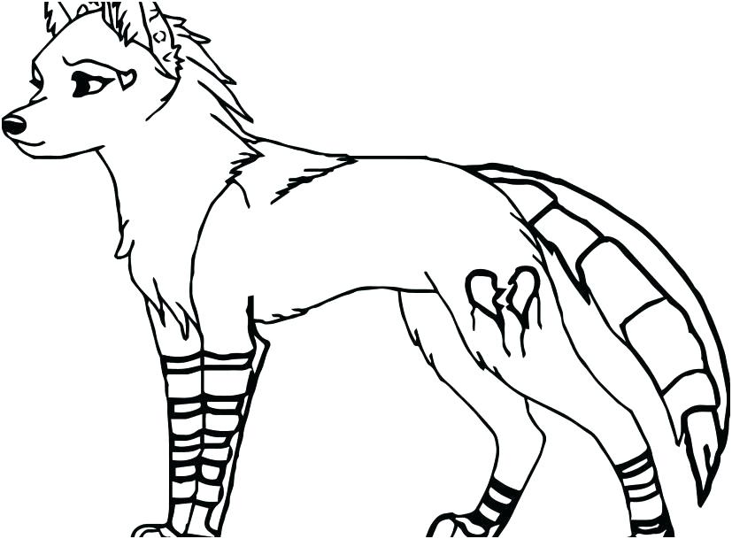 827x609 Wolf Coloring Page Download Print Online Coloring Pages For Free