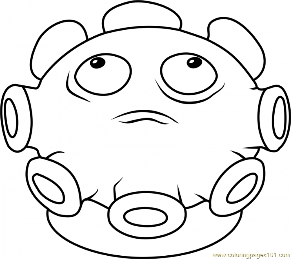 960x855 Get This Plants Vs Zombies Coloring Pages Kids Printable