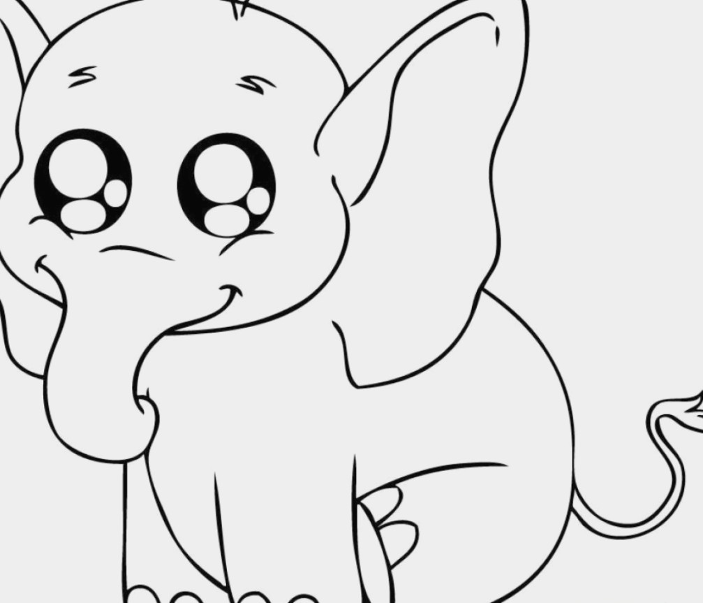 1007x863 Cute Zoo Animal Coloring Pages Best Of Cute Zoo Animals Coloring