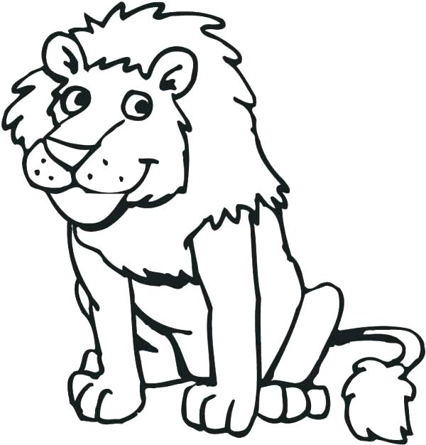 600x626 Zoo Animals Coloring Pages Coloring Zoo Animals Baby Zoo Animal