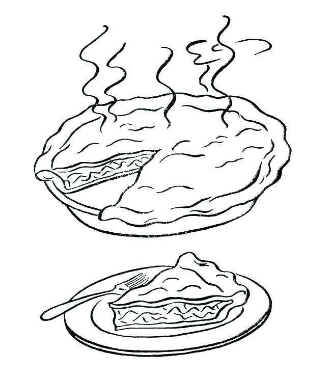 650x744 Pie Coloring Pages Pie Coloring Page Stock Pinkie Pie Coloring