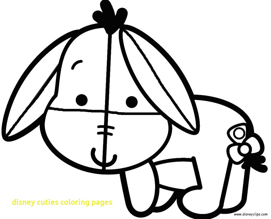 916x740 Disney Cuties Coloring Pages With Best Of Disney Cuties Coloring