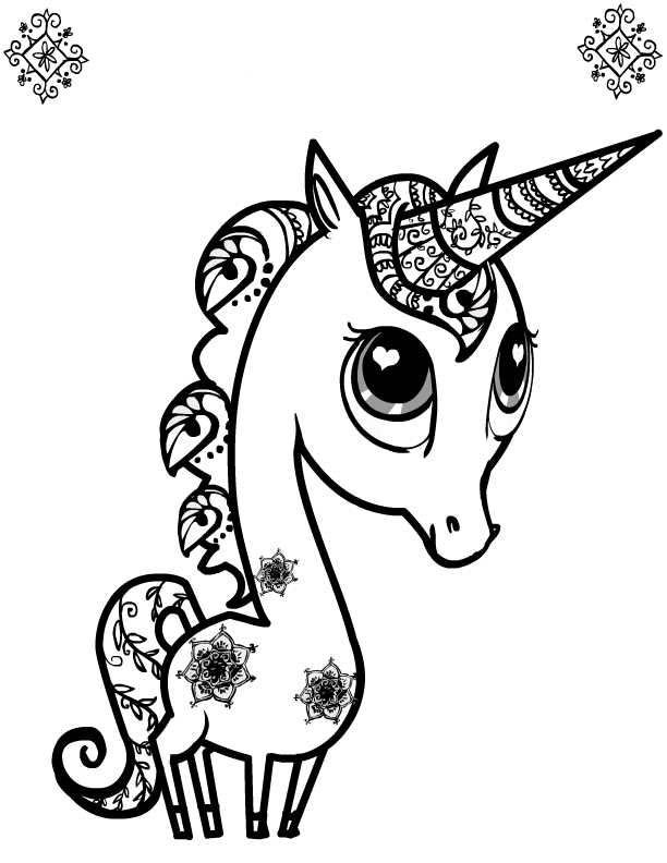 612x792 Cuties Coloring Pages To Download And Print For Free Nona Avree