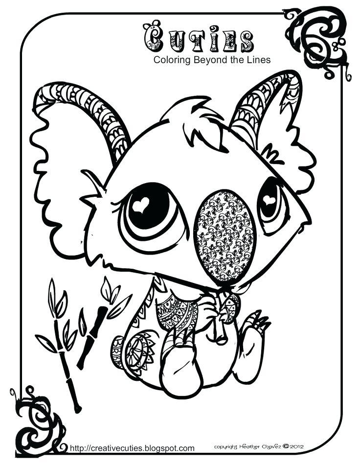 736x952 Cuties Coloring Pages Cuties Coloring Pages Printable