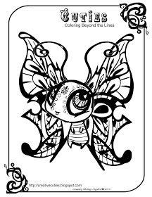 216x280 Creative Cuties Cutie Butterfly School Stuff