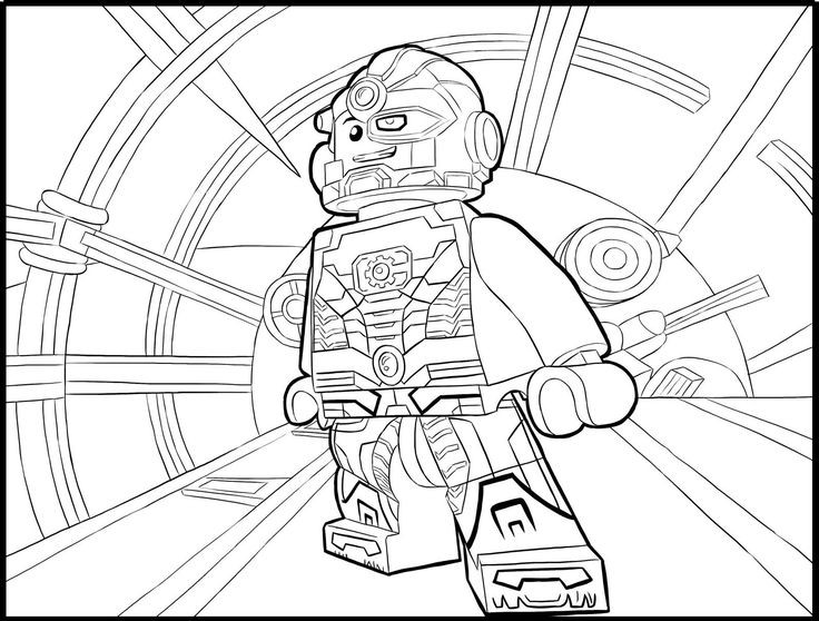 736x558 Lego Coloring Sheets Free Coloring Pages