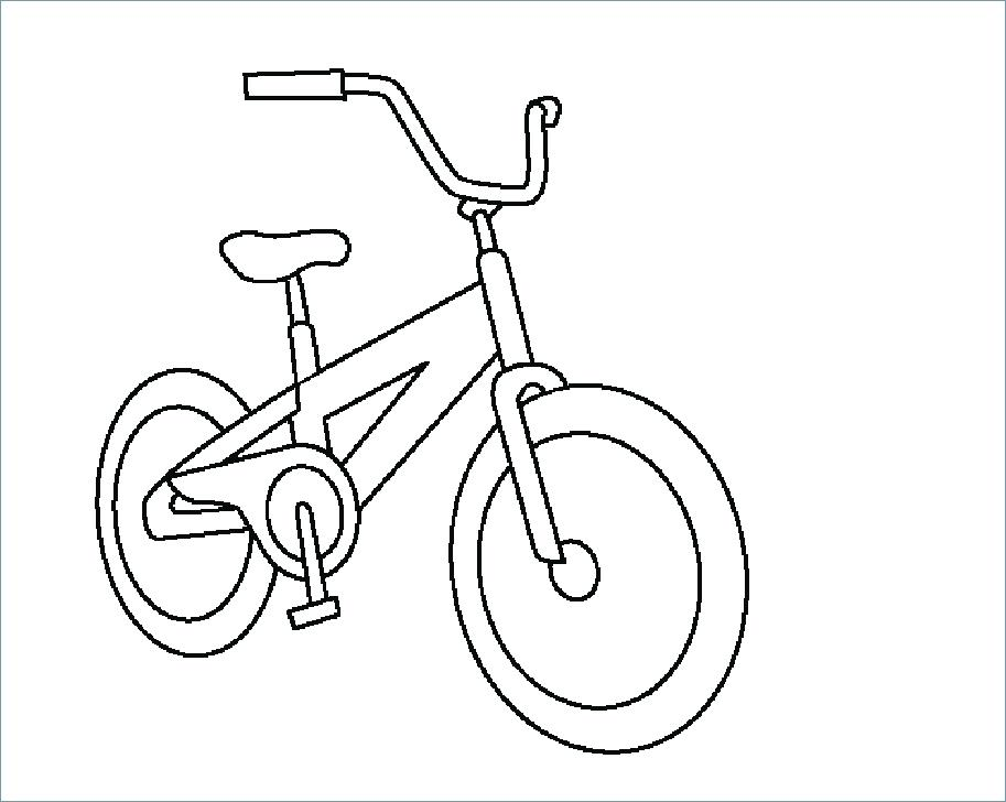 913x728 Coloring Pages Online For Adults Hello Kitty Bicycle Cycling Bike