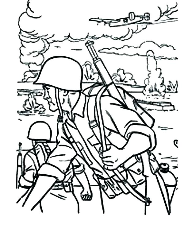 600x733 Valentines Day Coloring Pages Veterans World War Ii D Aeroplane