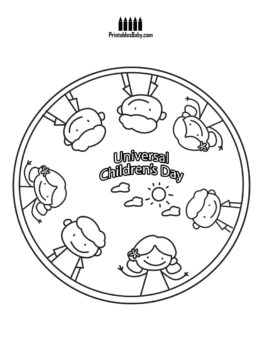 262x340 Children Day Coloring Pages Archives