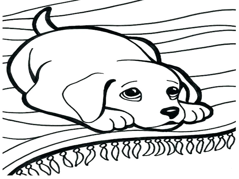 Dachshund Coloring Pages At Getdrawings Com