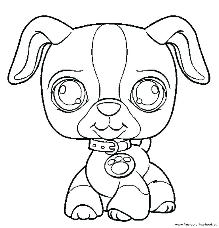 769x800 Littlest Pet Shop Coloring Pages To Print Littlest Pet Shop Color