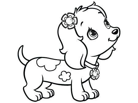 450x336 Dachshund Coloring Pages Dogs Coloring Page Dazzling Design Ideas