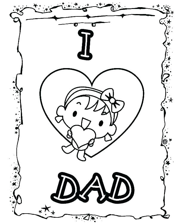 600x750 Father Coloring Pages Happy Parents Magazine Christmas Coloring