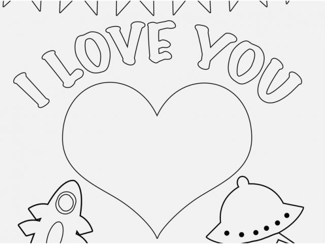 640x480 Valentines Day Coloring Pages Printable Shoot I Love You Daddy