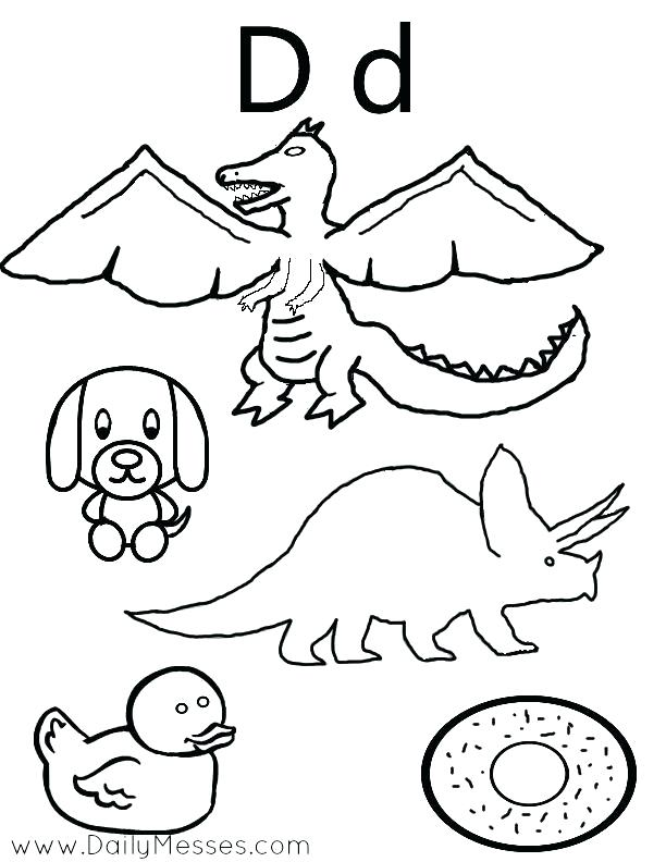 612x792 Daily Coloring Pages Alphabet Animals Coloring Pages Full Size