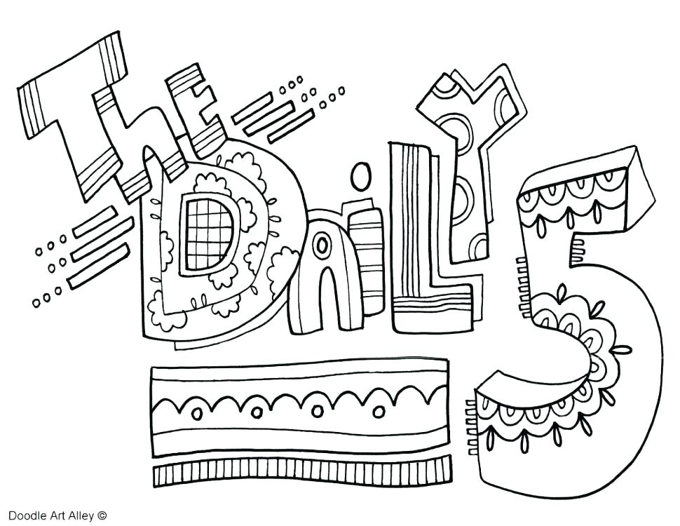 970x750 Daily Coloring Pages Daily Coloring Pages Daily Coloring Pages