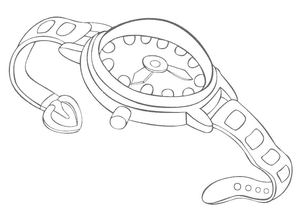 960x720 Daily Coloring Daily Necessities Coloring Page For Kids Daily