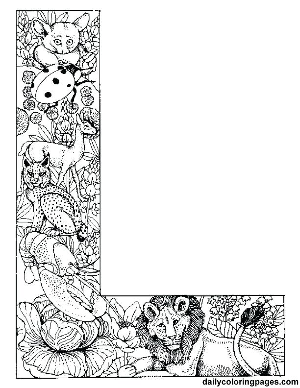 612x792 Daily Coloring Pages