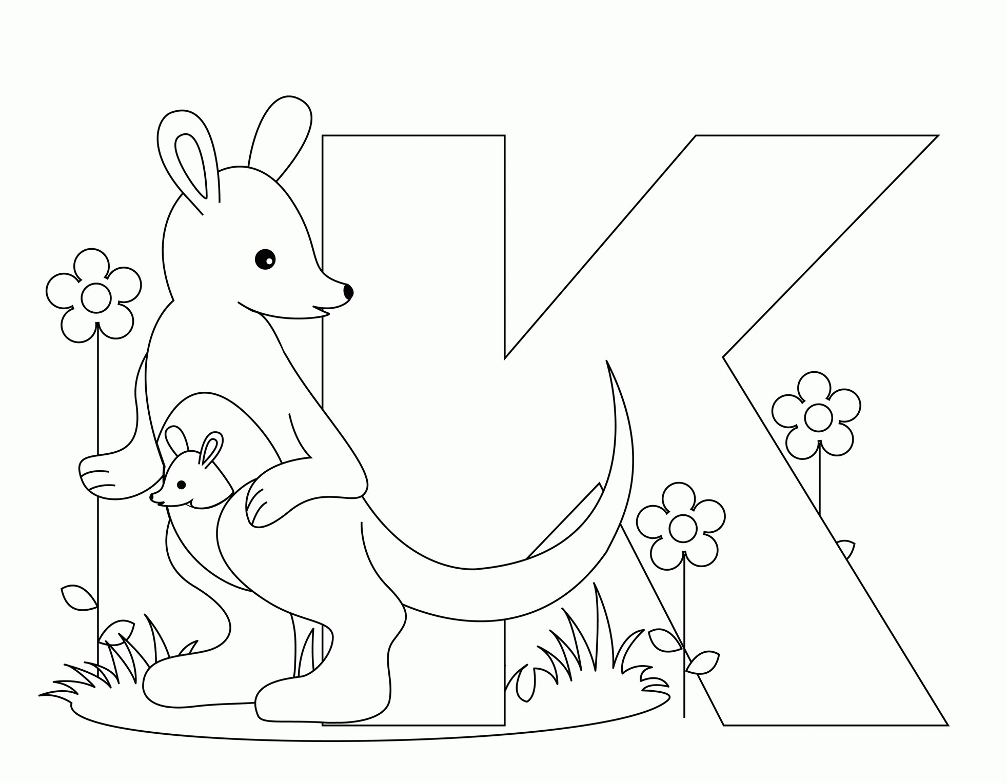 1963x1527 Awesome Coloring Page Coloring Pages Alphabet Letter T Daily