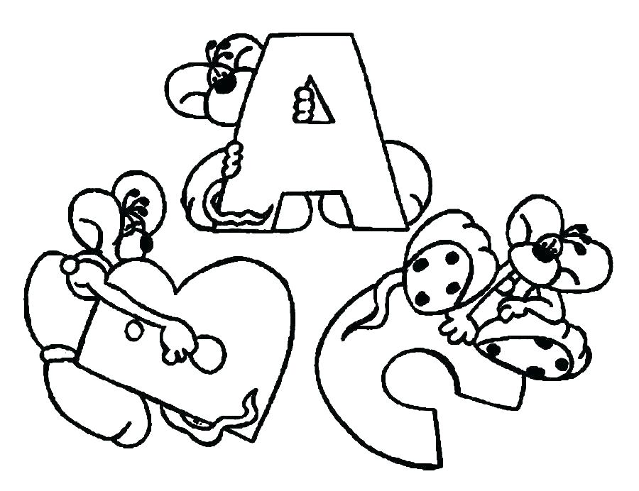 900x692 Coloring Pages Alphabet Letters Printable Coloring Pages Alphabet
