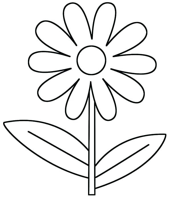 Daisy Coloring Pages To Print at GetDrawings.com | Free ...