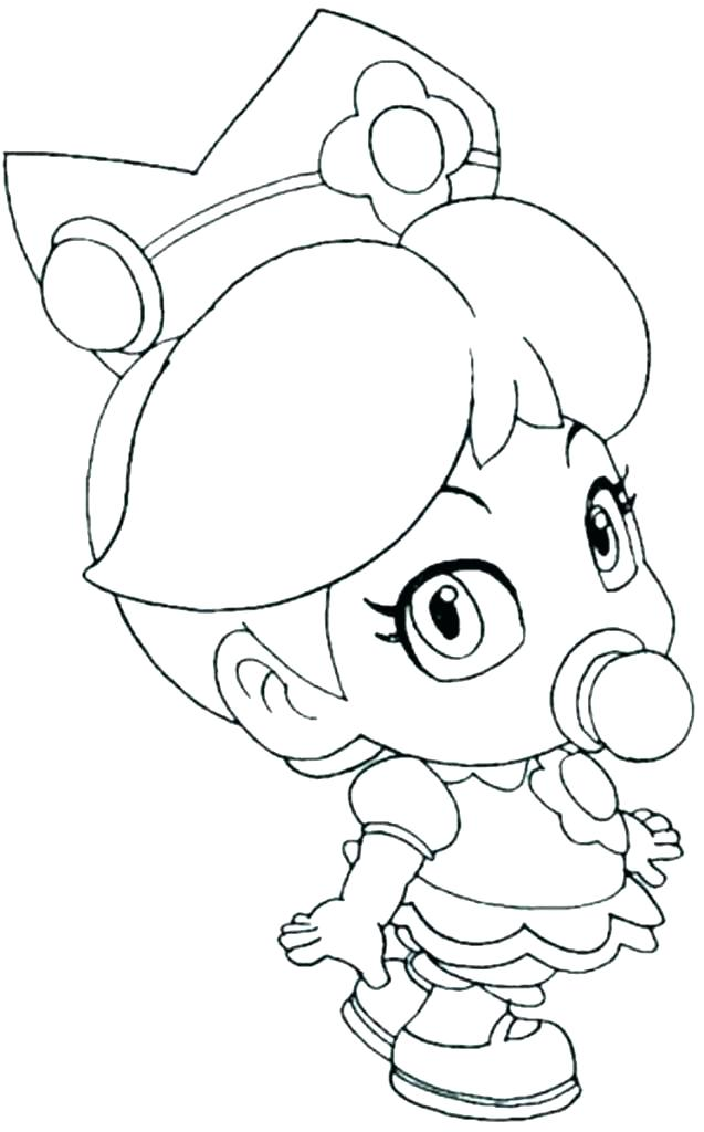637x1024 Daisy Coloring Page Kart Coloring Page Coloring Sheets Super