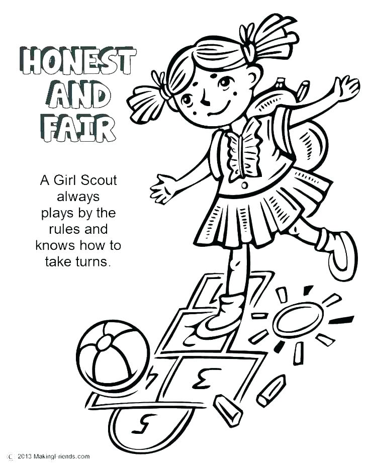 736x925 Printable Girl Scout Cookie Coloring Pages Cookies Coloring Pages