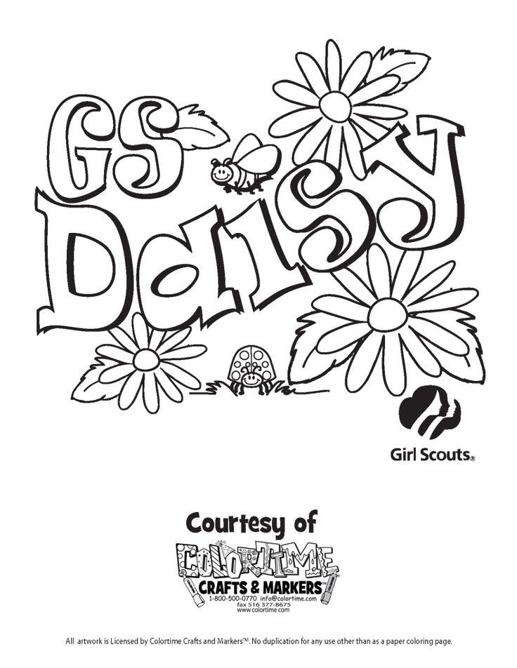 736x952 Girl Scout Daisy Coloring Pages Magnificent Ideas Daisy Girl Scout