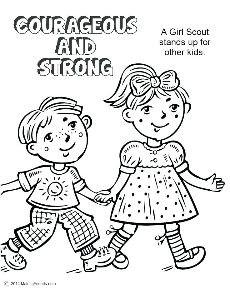 736x925 Daisy Petal Coloring Page Daisy Girl Scout Coloring Pages Daisy