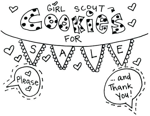 500x386 Daisy Girl Scout Coloring Page Daisy Girl Scout Coloring Page Girl