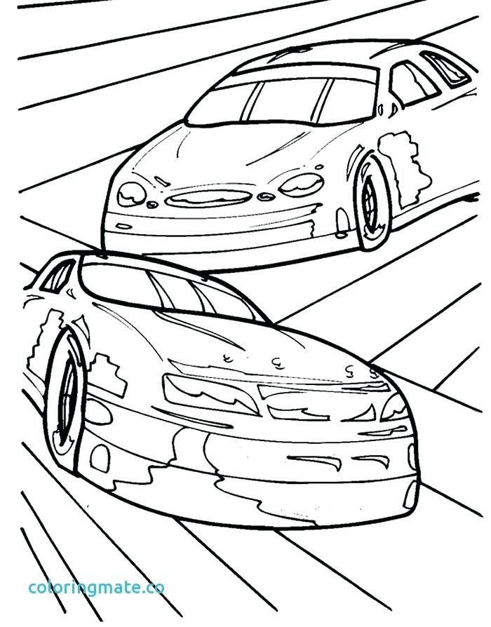 700x894 Nascar Coloring Pages Coloring Pages Drawn Race Car Coloring