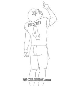 236x282 Dallas Cowboys Coloring Pages For Ted Coloring Pages Dallas