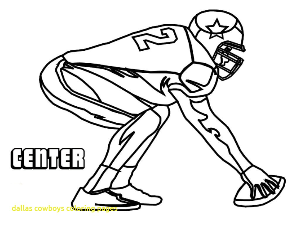 1024x768 Dallas Cowboys Coloring Pages With Coloringsuite