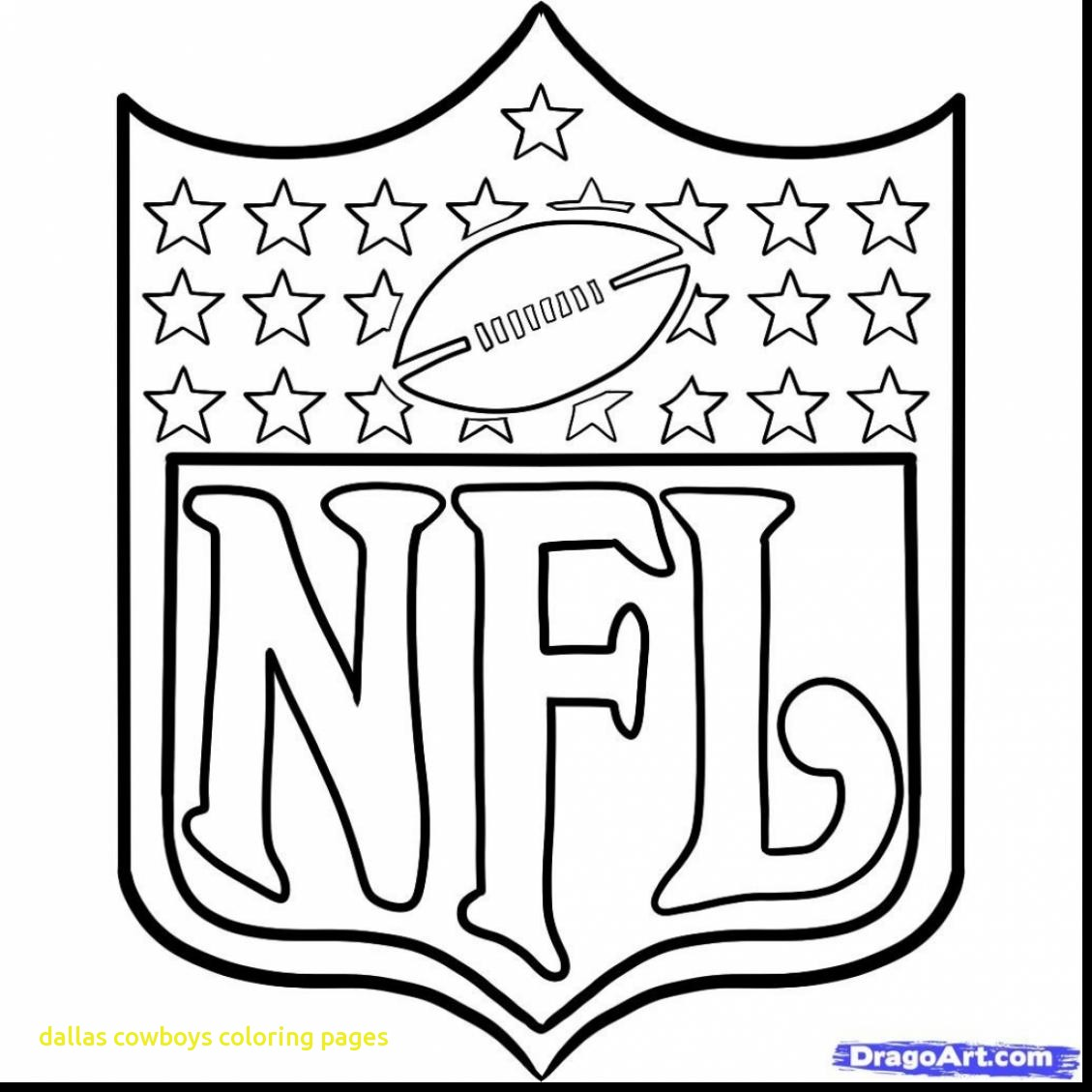 1129x1129 Dallas Cowboys Coloring Pages With Dallas Cowboys Coloring Pages