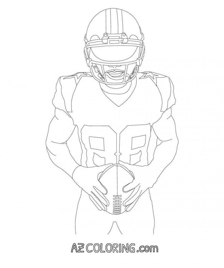 850x1017 Dallas Cowboys Coloring Pages Coloring Book Ribsvigyapan Dallas