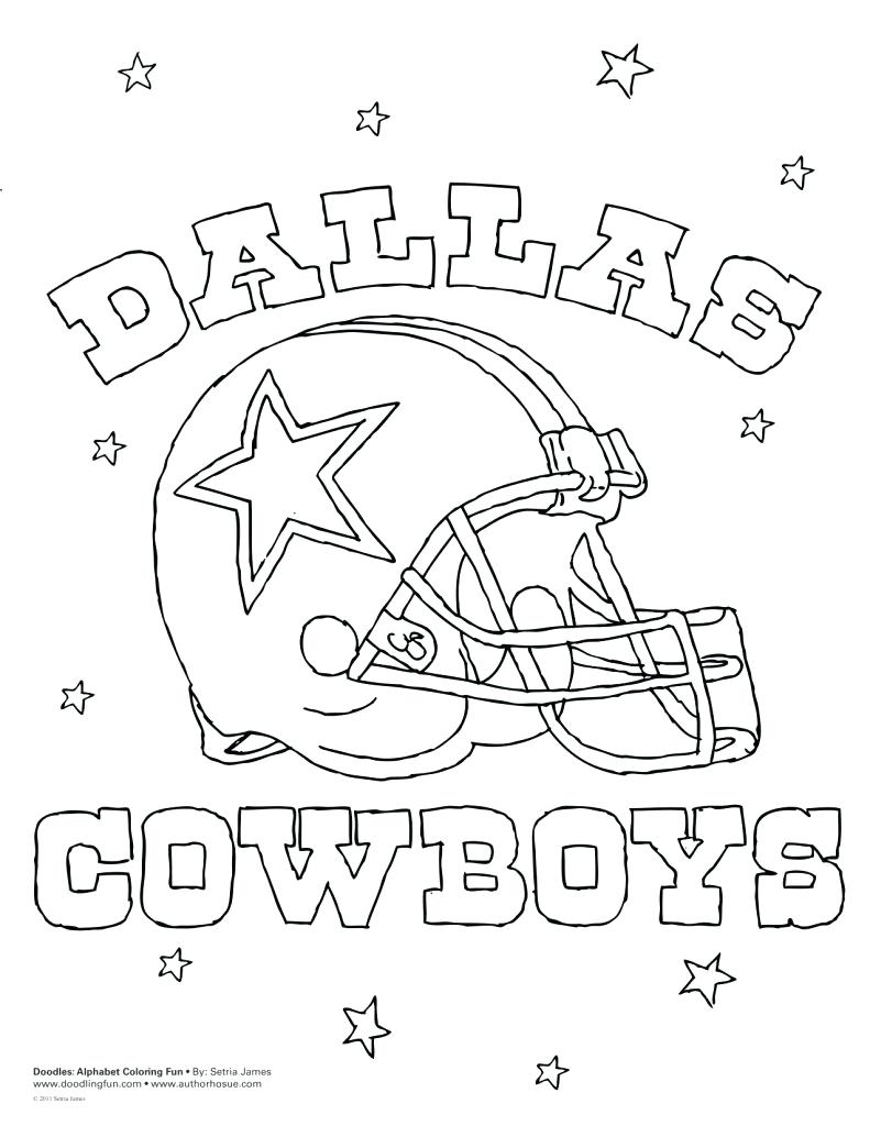 791x1024 Dallas Cowboy Coloring Pages Collection Coloring For Kids